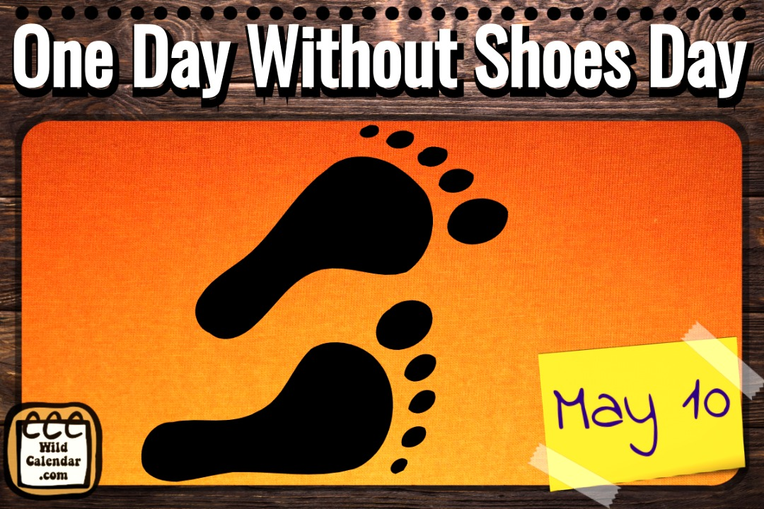 One Day Without Shoes Day