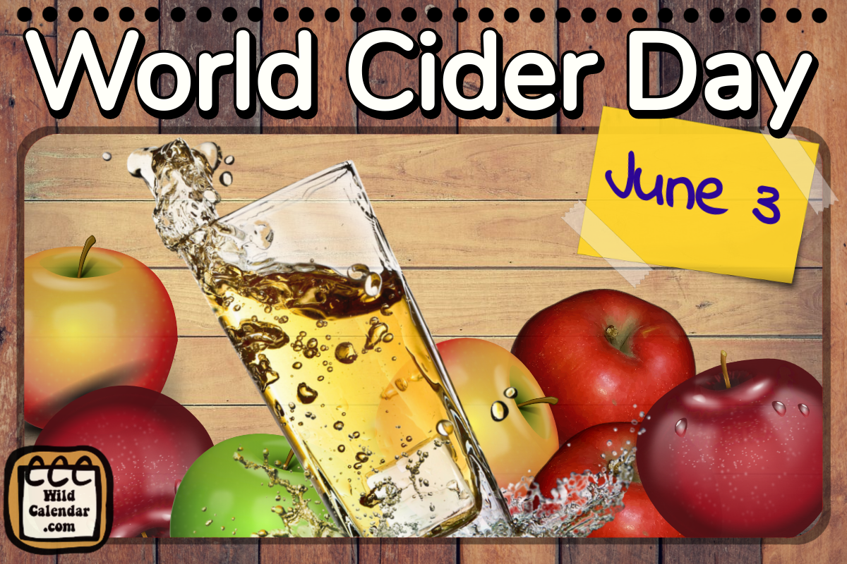 World Cider Day