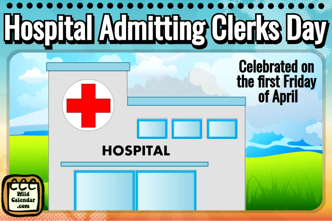 Hospital Admitting Clerks Day