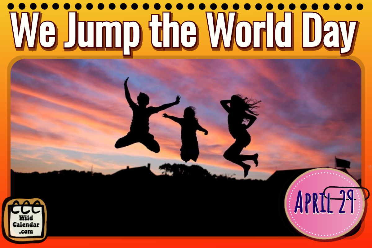 We Jump the World Day