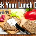 Pack Your Lunch Day