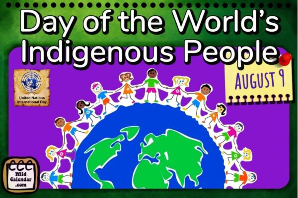 Day of the World's Indigenous People