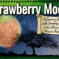 Full Strawberry Moon