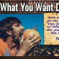 Eat What You Want Day ©
