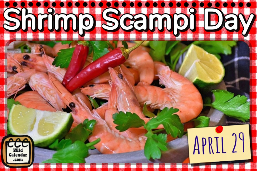 Shrimp Scampi Day