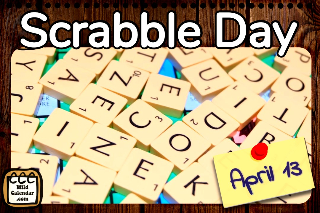 Scrabble Day