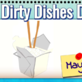No Dirty Dishes Day