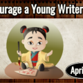 Encourage a Young Writer Day