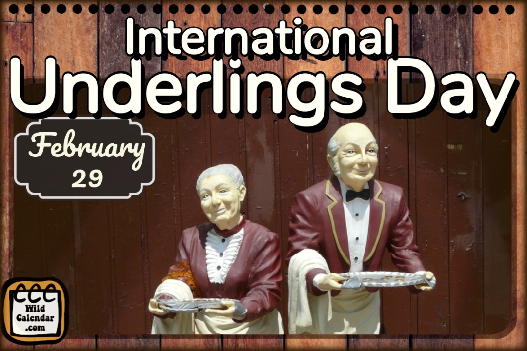 International Underlings Day