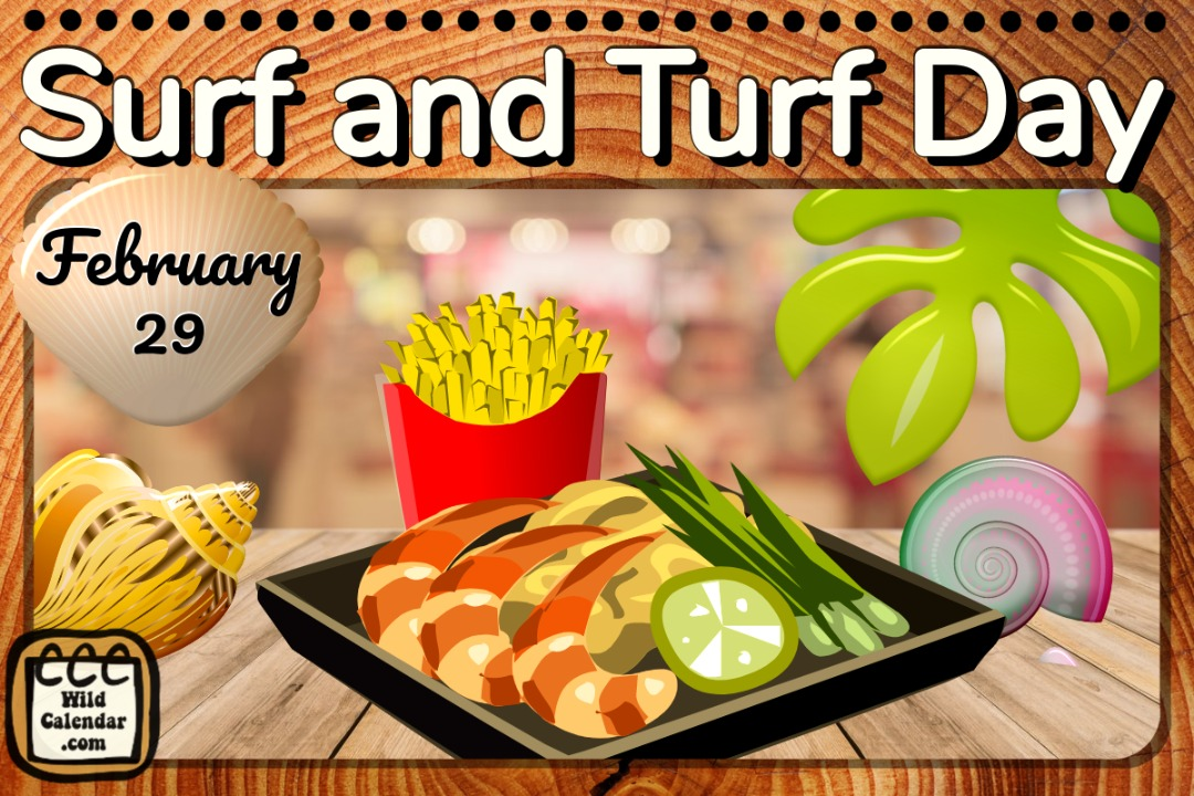 Surf and Turf Day