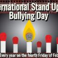 International Stand Up to Bullying Day