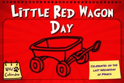 Little Red Wagon Day