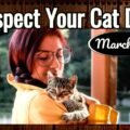Respect Your Cat Day