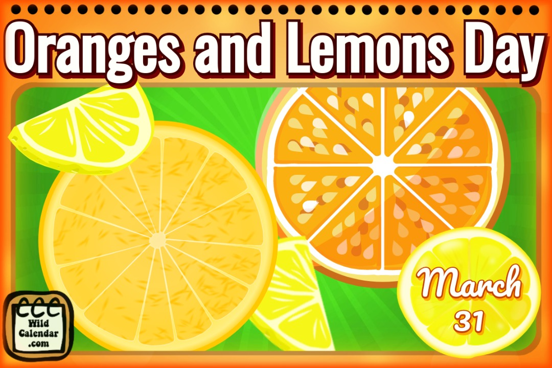 Oranges and Lemons Day