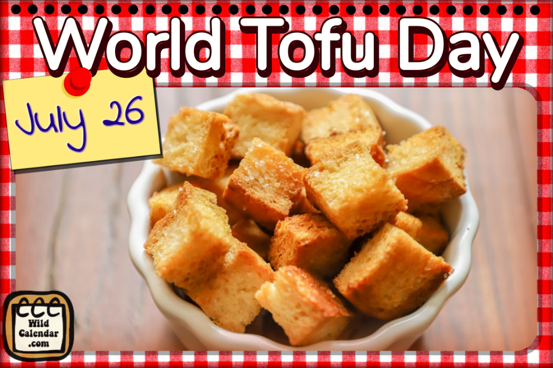 World Tofu Day