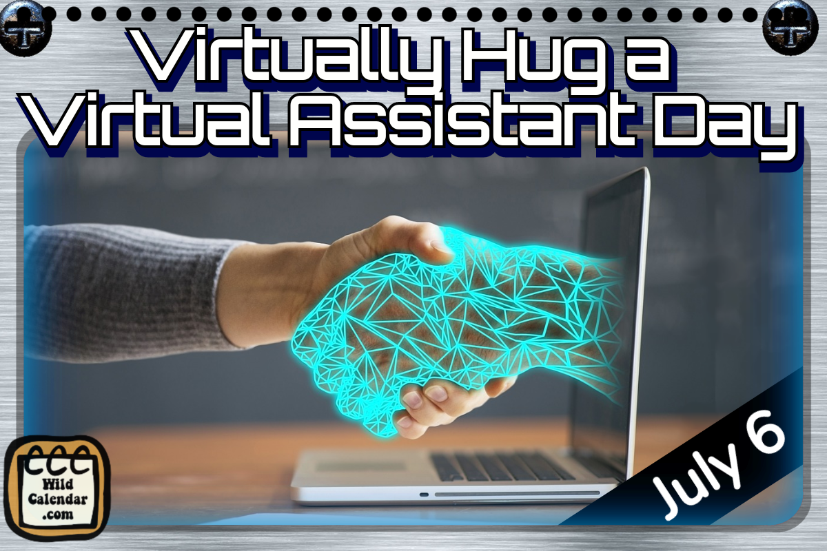 Virtually Hug a Virtual Assistant Day