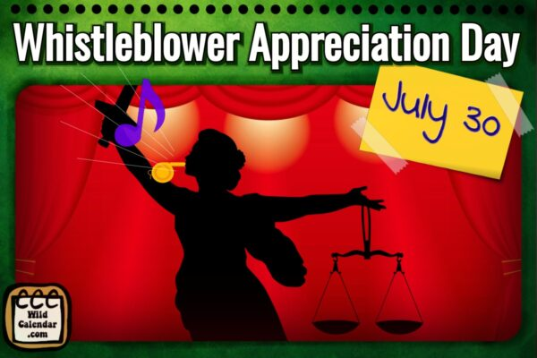 Whistleblower Appreciation Day